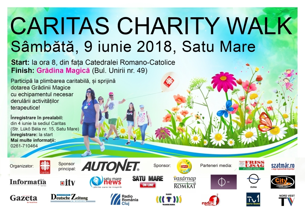 Caritas Charity Walk